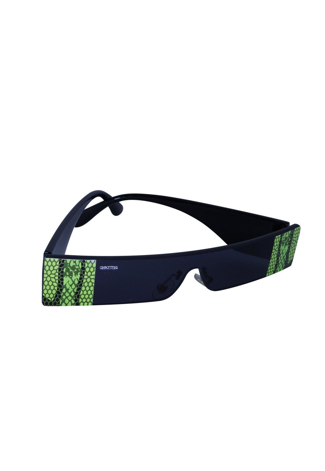 Óculos de Sol Grungetteria Wild Verde