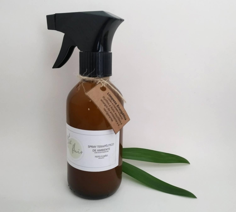 Spray de Ambiente Limpeza Energética