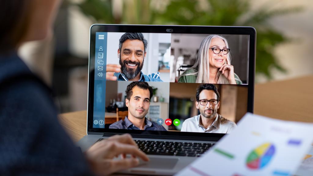 Bridging the virtual gap: Videoconferencing vs. Virtual Office