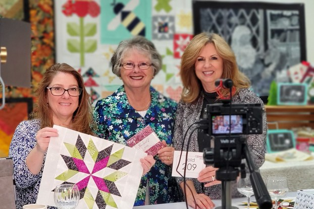 Weekly Facebook Live events help keep Cozy Creative Center customers connected, engaged and purchasing new and holiday-themed products.