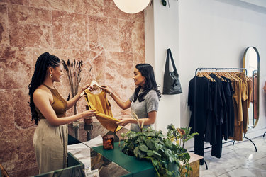 Measure customer attraction as you begin your business.
