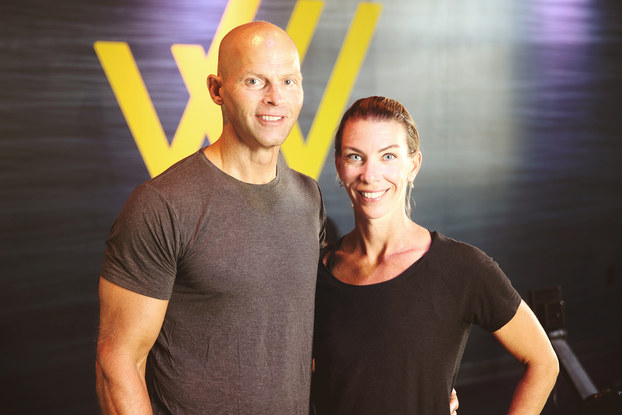 Eric Von Frohlich and Debra Strougo