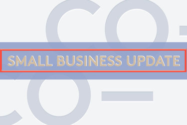 Small Business Update