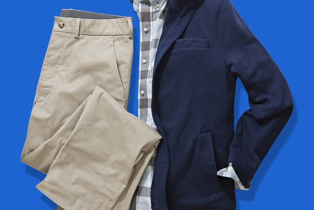 clothing with magnetic closures by MagnaReady