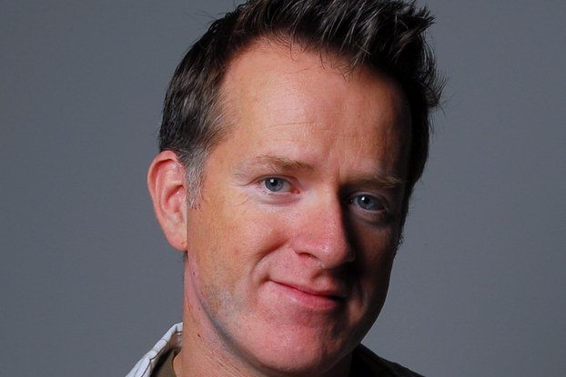 Headshot of Moosejaw CEO Eoin Comerford.