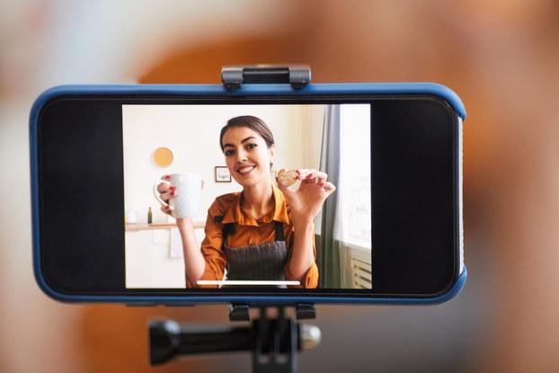 TikTok is a newer social video platform.