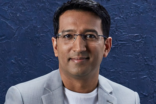 Headshot of Sumit Singh, CEO of Chewy.