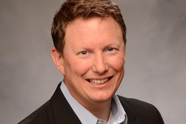 Headshot of Dan Nephew, director of internal systems at Lovepop.