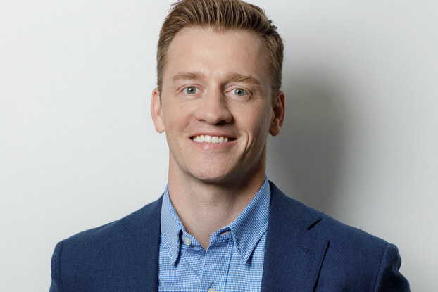 Headshot of Nate Checketts, co-founder of Rhone.
