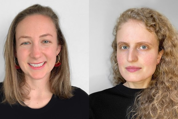 Melanie Feldman and Anna Schuliger of Going Places.