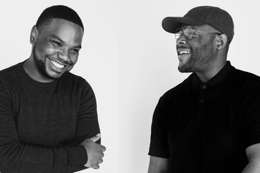 Darren Martin Jr. and Ahmad Barber, founders of Bold Culture.