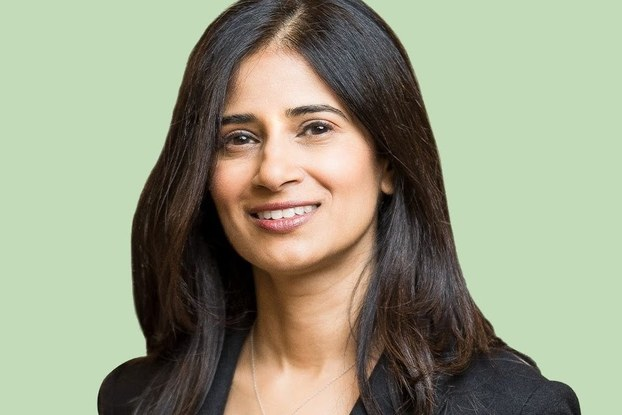 Headshot of Varsha Rao, CEO of Nurx.