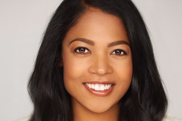 Headshot of Shilla Kim-Parker, founder and CEO of Thrilling.
