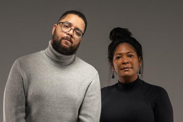 Jennifer Dyer and Kiaran Sim, co-founders of Yappa.