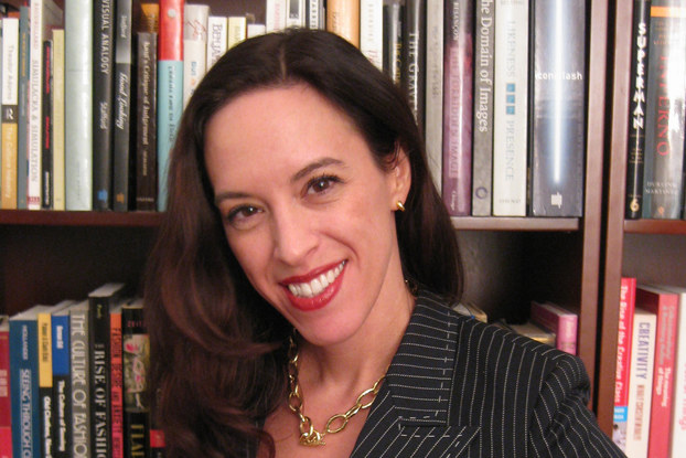 Headshot of Fashion Law Institute founder and Fordham professor Susan Scafidi.