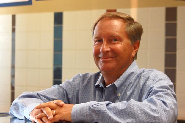Headshot of Hoyt Jones, president of Jersey Mike's.