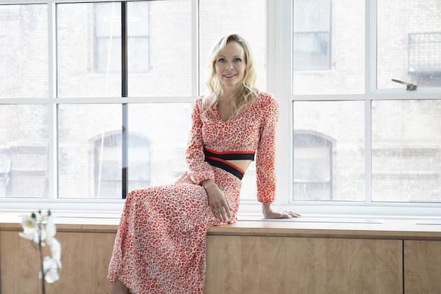 Headshot of Maria Molland, CEO of Thinx.