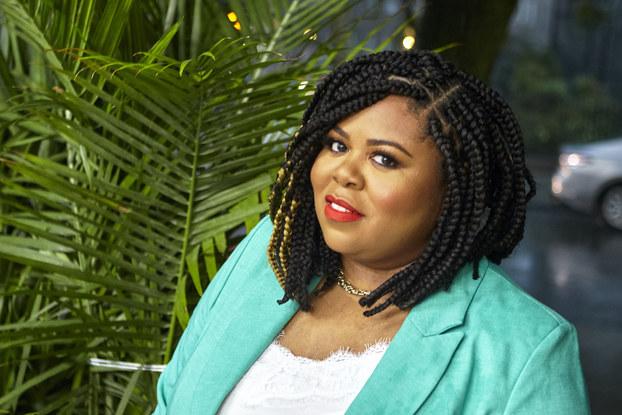 Headshot of Chana Ginelle Ewing, founder of Geenie.