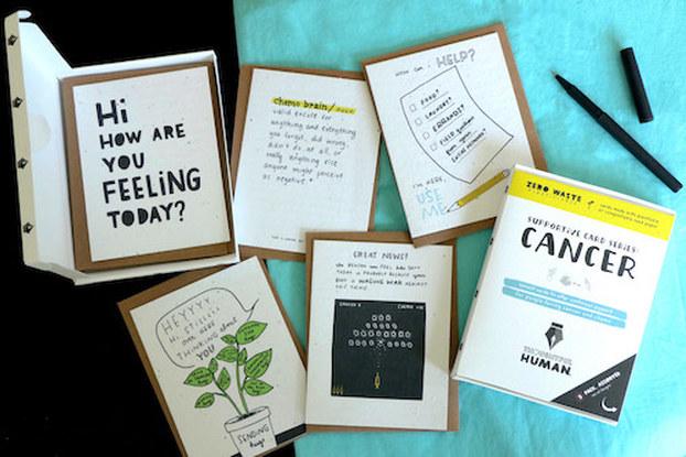 thoughtful human, cards, bundle
