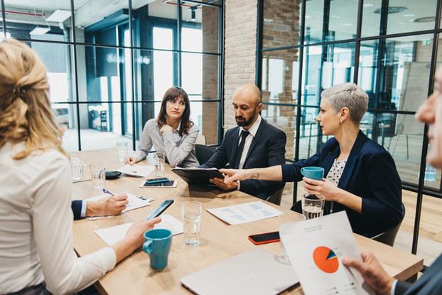 business, team, meeting