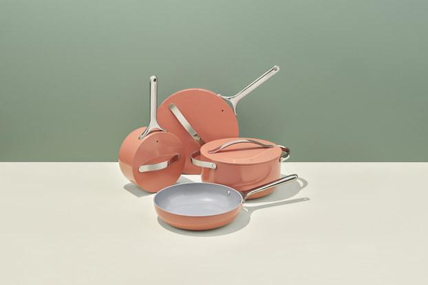 Display of Caraway pots and pans.