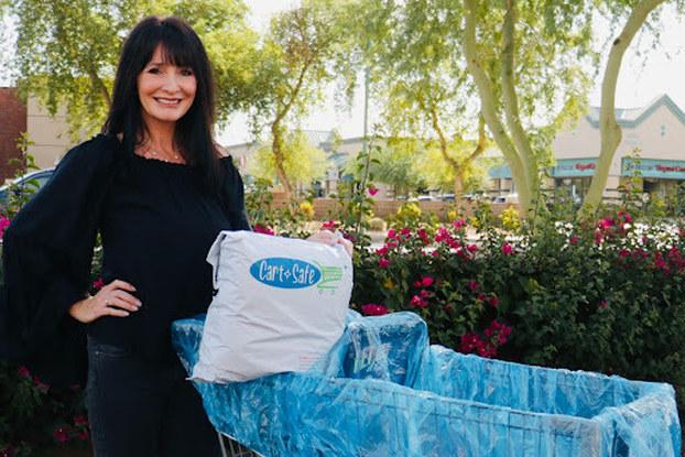 Andi Barness-Rubin, founder of Cart Safe.