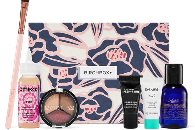 birchbox, makeup, kit