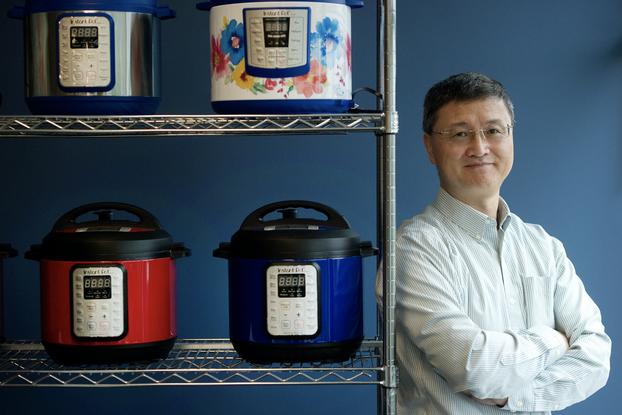 Robert Wang, CEO of Instant Brands