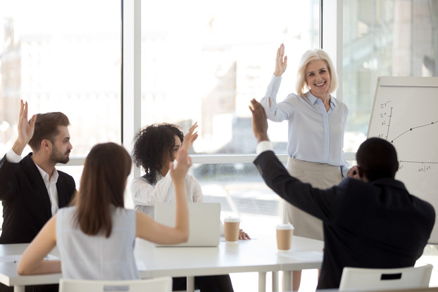 Getting employees engaged is worth the effort.