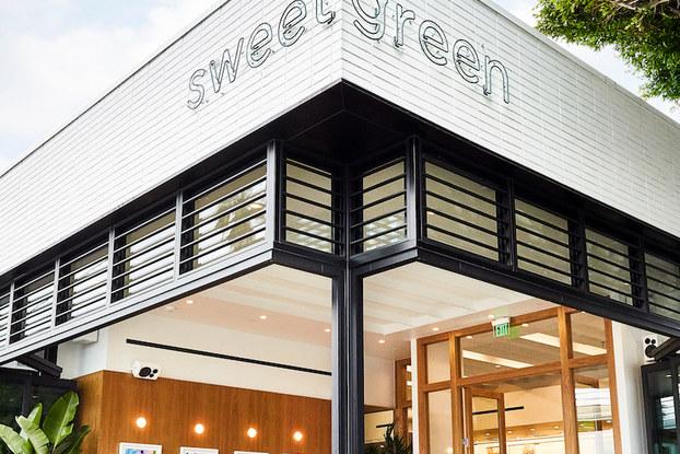 Sweetgreen Store Exterior