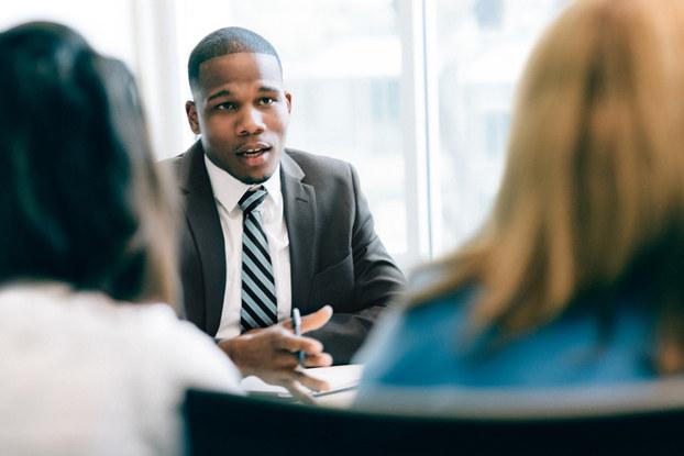 Women applying for business loan