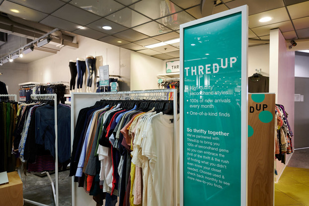 thredup display at macy's in new jersey