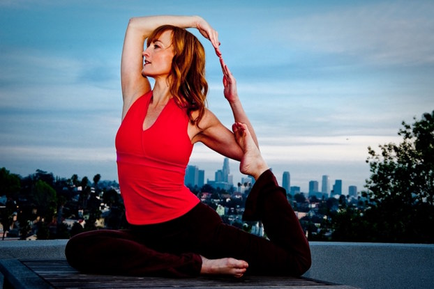 McKenna Rowe of Chakra 5 Yoga
