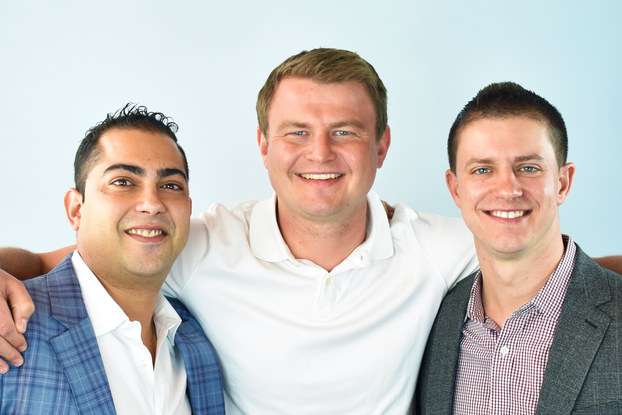tiesta tea co-founders and COO group headshot