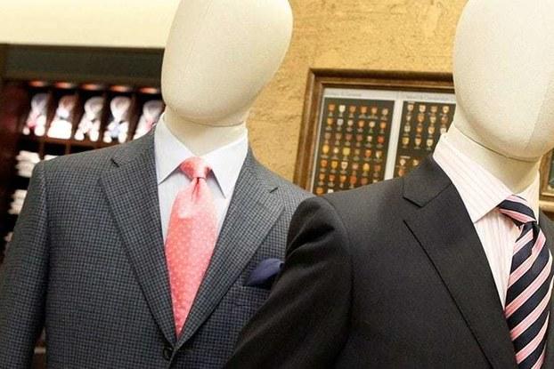 The Tie Bar innovates men's fashion.