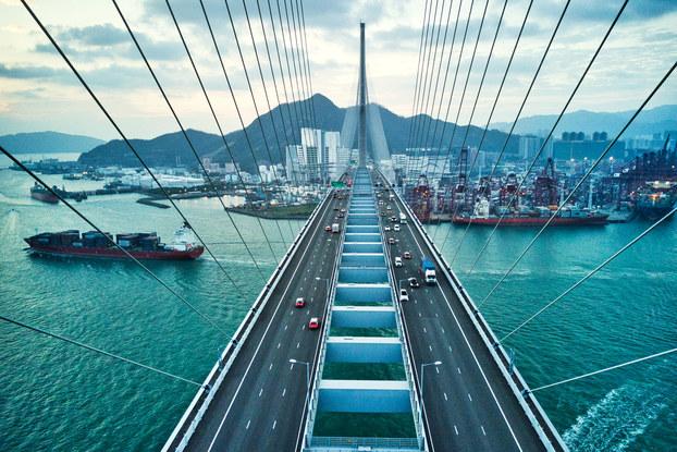 Bridge to Hong Kong
