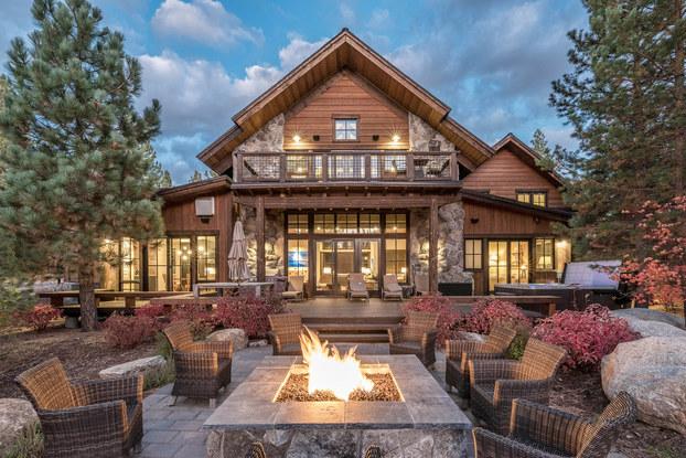 marriott home rental lake tahoe