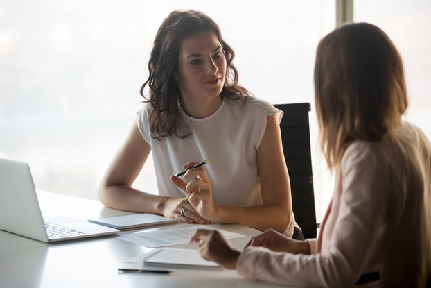 Knowing the right questions is essential for a good job interview.