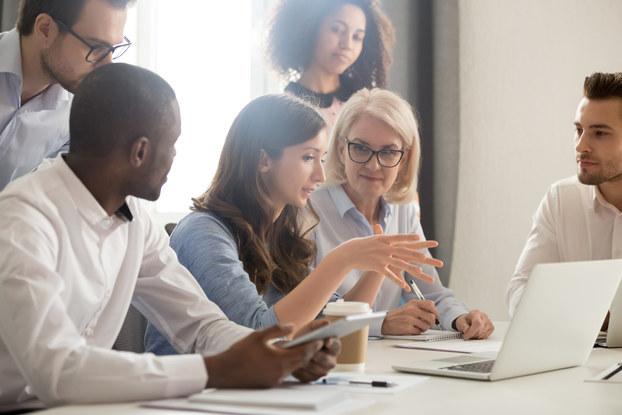 Improving company communication