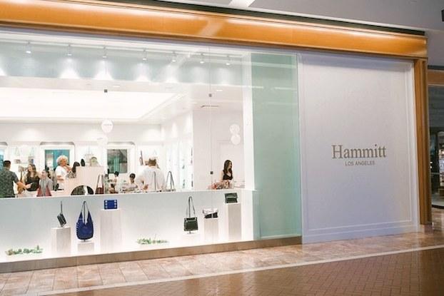 Hammitt Store Window
