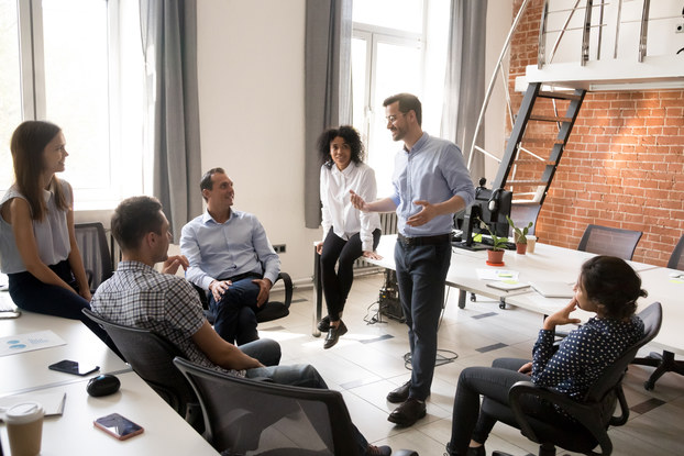 Creating a good office culture takes time and energy.