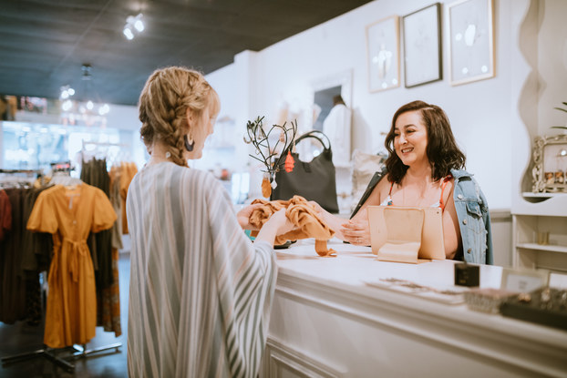 Creating a unique experience can draw shoppers.