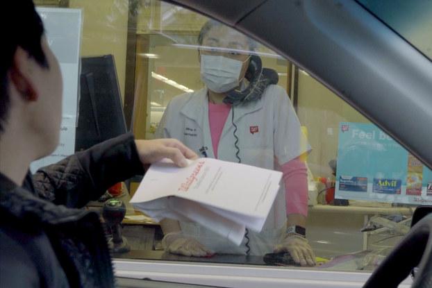 walgreens drive-up pharmacy window