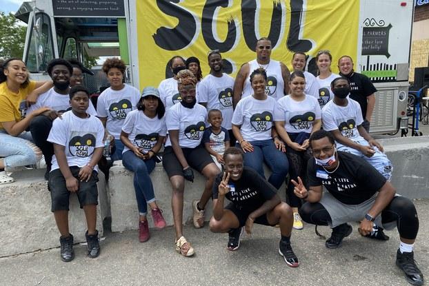 Gerard Klass and the Soul Bowl Family