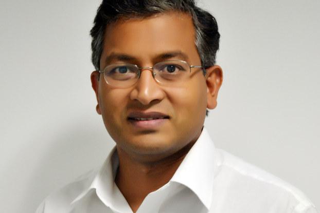 Shamik Sharma headshot