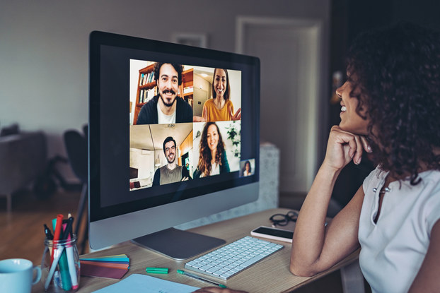 Figure out how to stay connected with your remote staff.