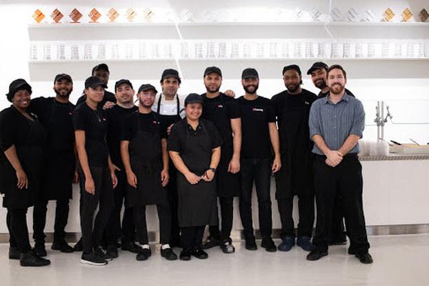 team at Dartcor