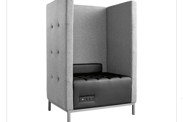 traffic privacy lounge chair for sale at national business furniture