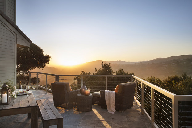 hyatt's carmel valley ranch property