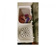 Продается портативная стиральная машина (полу автомат)